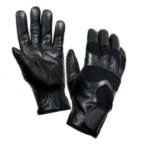 Cold Weather Leather Shooting Gloves from Hessen Antique