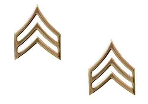 Polished Rank Insignia from Hessen Tactical