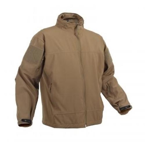 Covert Ops Light Weight Soft Shell Jacket from Hessen Surplus