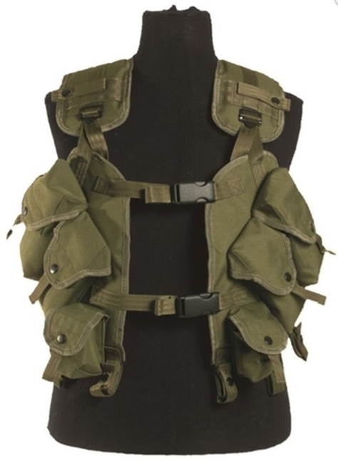Mil-Tec Load Bearing Vest - New from Hessen Antique