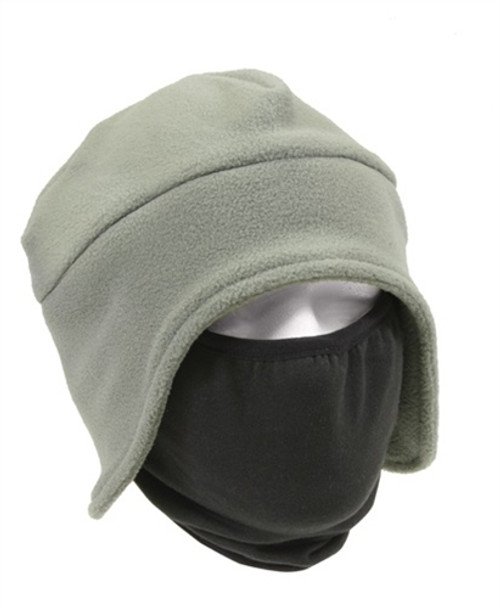 Available in Black or Foliage Green.