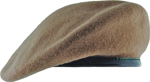 New Army Tan Beret from Hessen Tactical.