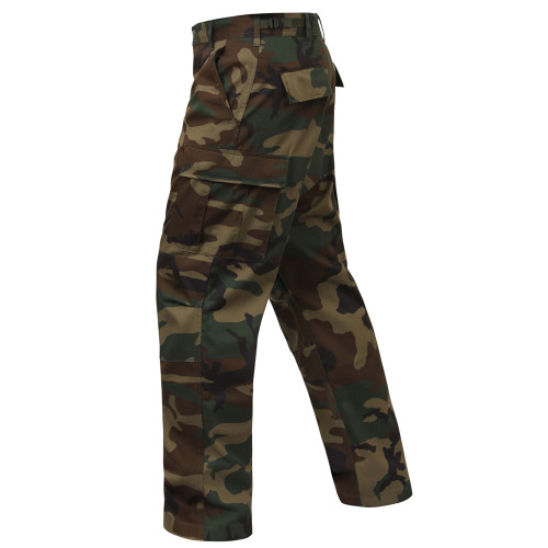 BDU Pants - Woodland Camo from Hessen Tactical