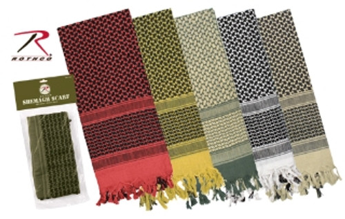 Shemagh Tactical Desert Scarf from Hessen Tactical