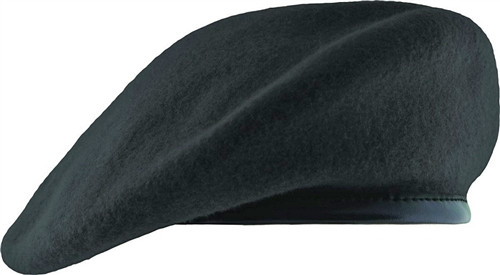 New Army Black Beret from Hessen Tactical.