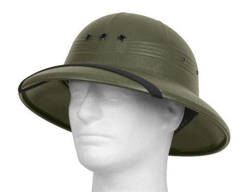 OD Pith Helmet from Hessen Antique
