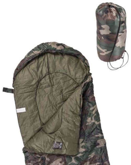 Lightweight Mummy Sleeping Bag - Hessen Tactical