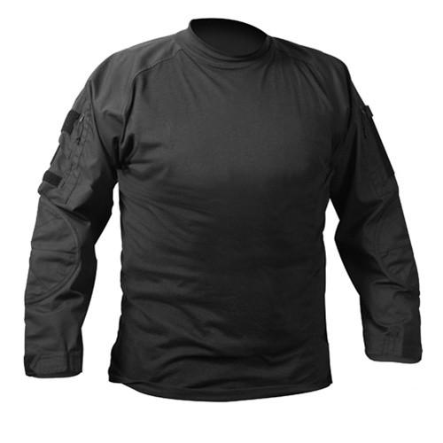 Black Combat Shirt from Hessen Tactical