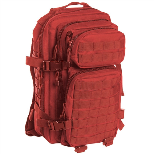 Red Assault Pack - Small Hessen Antique