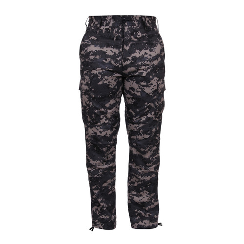 Subdued Urban Digital BDU Pants