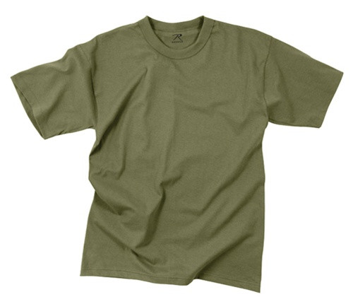 OD GREEN T-SHIRT from Hessen Tactical