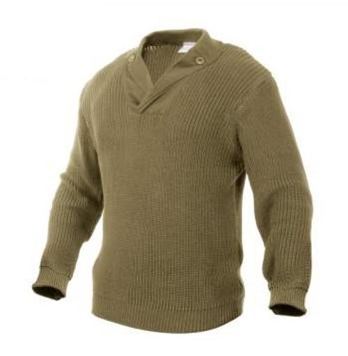 Vintage Mechanics Sweater from Hessen Tactical