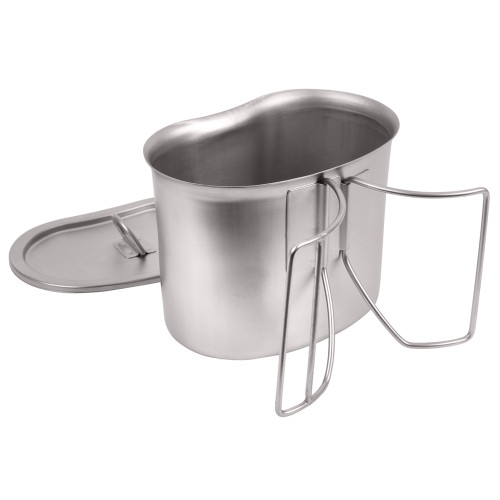 GI issue style 1 Quart canteen cup.
