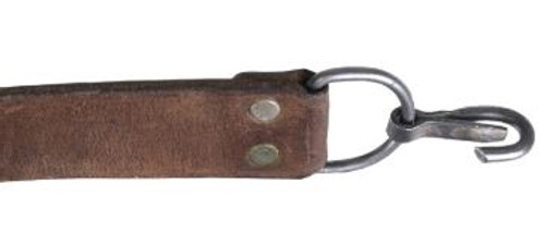 Hungarian Army Leather AK 47 Sling from Hessen Antique
