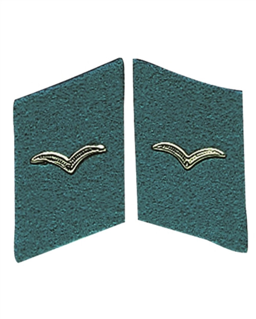 NVA Enlisted Collar Tabs - Air Force from Hessen Surplus