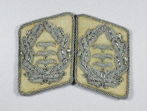 Luftwaffe HG Officer Collar Tabs