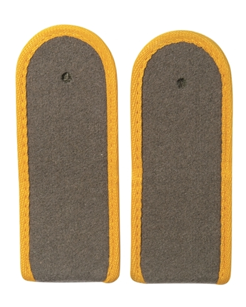 East German Army Enlisted Shoulder Boards - Stazi from Hessen Surplus