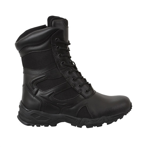 Forced Entry Deployment Boot With Side Zipper from Hessen Tactical