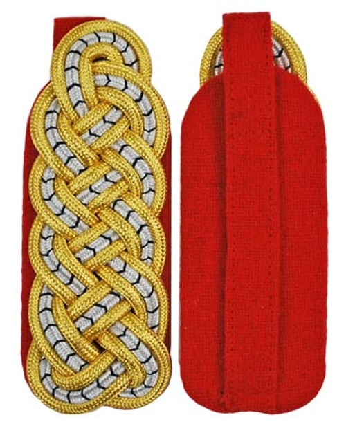 Slip-on Pattern M-07/10 General Officer's Shoulder Boards