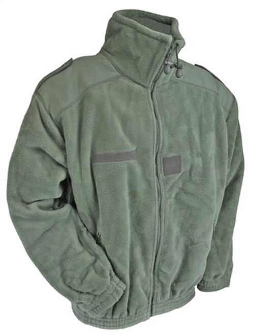 French Army Polar fleece Jacket from Hessen Antique