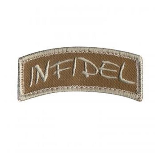 Infidel Shoulder Patch from Hessen Antique