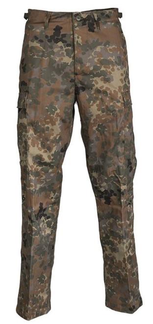 MIL-TEC Flecktarn Camo Ranger BDU Pants from Hessen Antique