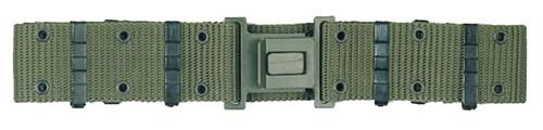 GI Type Quick Release Pistol Belt from Hessen Antique