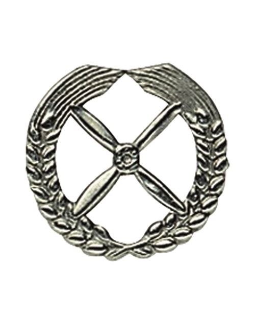 East German Air Force Cap Insignia Hessen Surplus