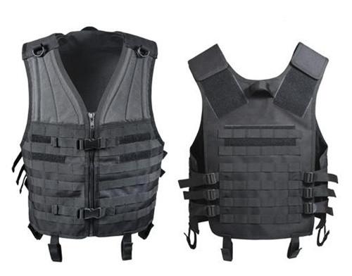 M.O.L.L.E. Modular Vest - Black