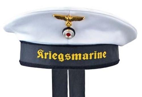 Kriegsmarine Matrosenmützefrom Hessen Antique