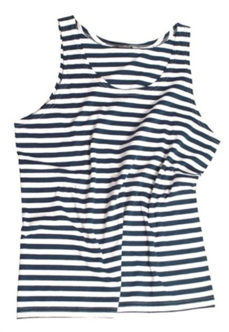 Russian Striped Tank Top from Hessen Antique