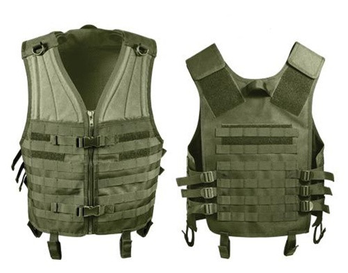 M.O.L.L.E. Modular Vest - Olive Drab