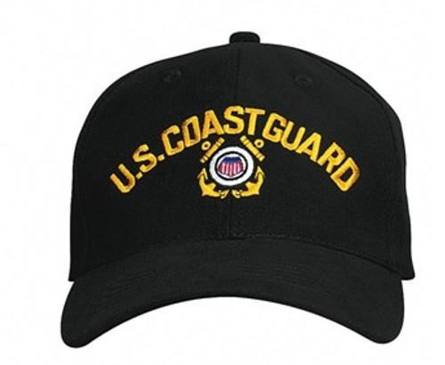 Supreme Low Profile Cap - U.S. Coast Guard from Hessen Tactical