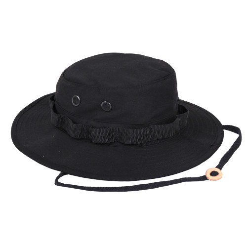 Boonie Hat - Black from Hessen Tactical.