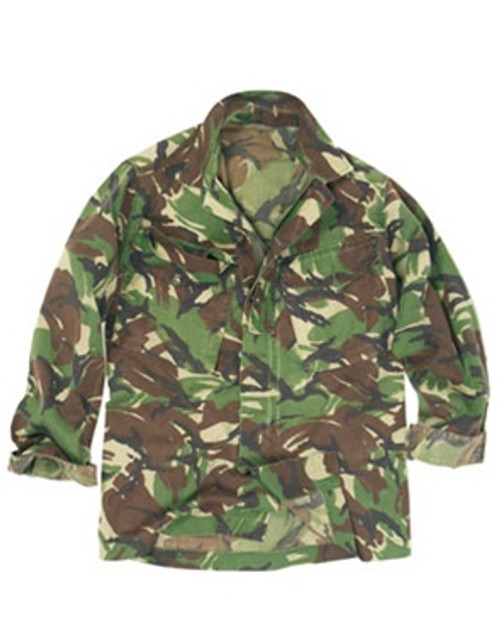 British DPM Camo Field Shirt from Hessen Surplus