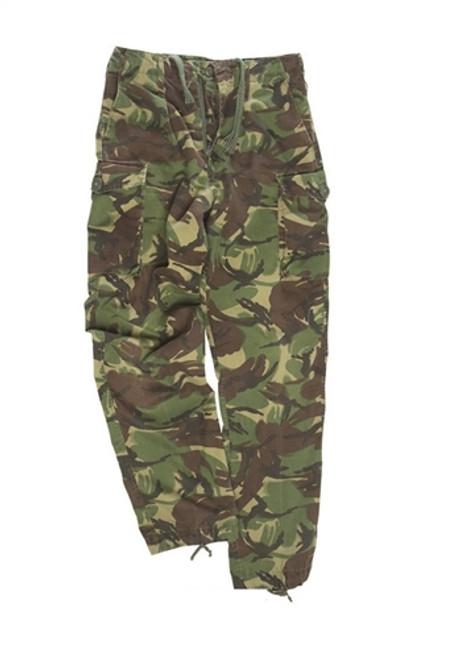 British Camo Field Pants - Used from Hessen Surplus