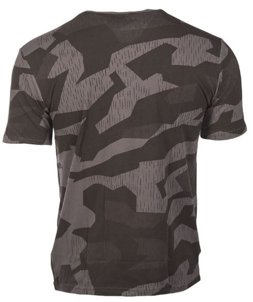 MIL-TEC 'Night' Splinter Camo T-shirt - NEW from Hessen Surplus