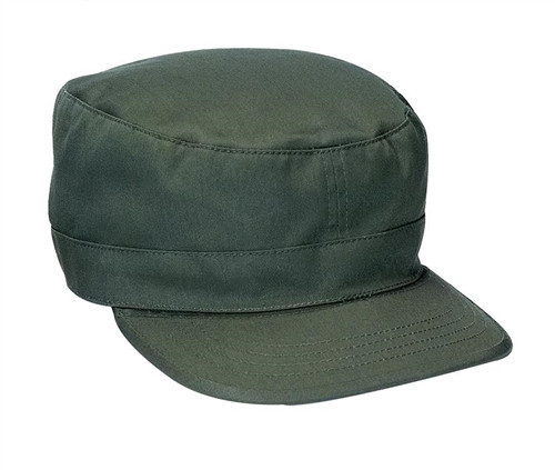 Lightweight OD Patrol Cap from Hessen Tactical