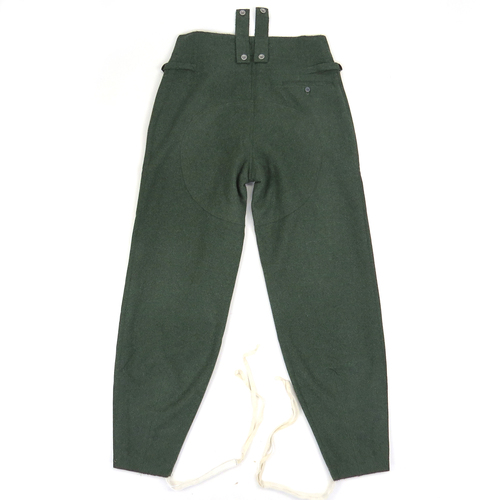 M42 Field-grey Wool Trousers (Keilhosen)