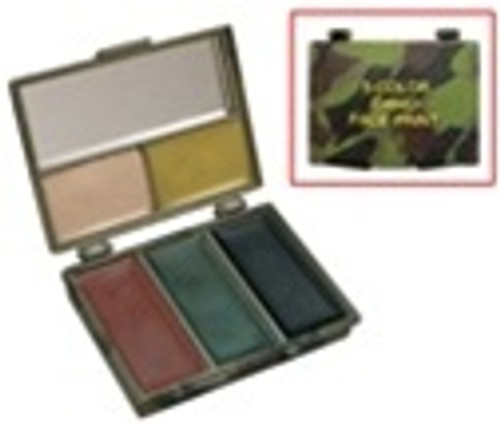 Camoflauge Face Paint from Hessen Antique