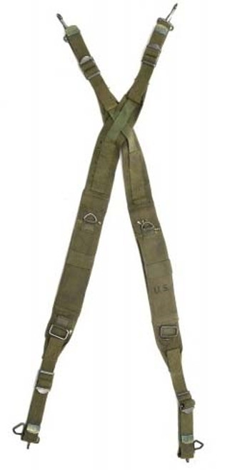 US GI M51 FIELD SUSPENDERS USED from Hessen Antique