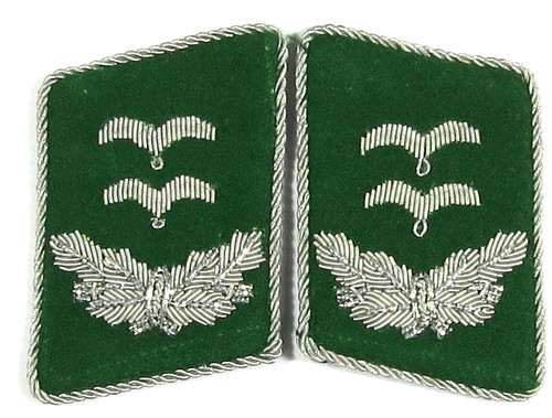 LW Field Division Officer Collar Tabs