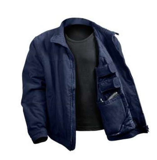 Concealed Carry Jacket from Hessen Surplus