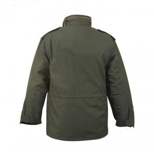 OD M-65 Field Jacketfrom Hessen Surplus