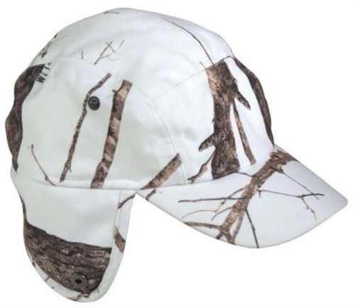 Mil-Tec Wild Trees Snow Camo Winter Cap