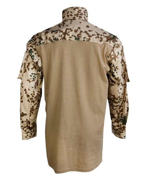 Flecktarn Bw Tropical Combat Shirt from Hessen Antique