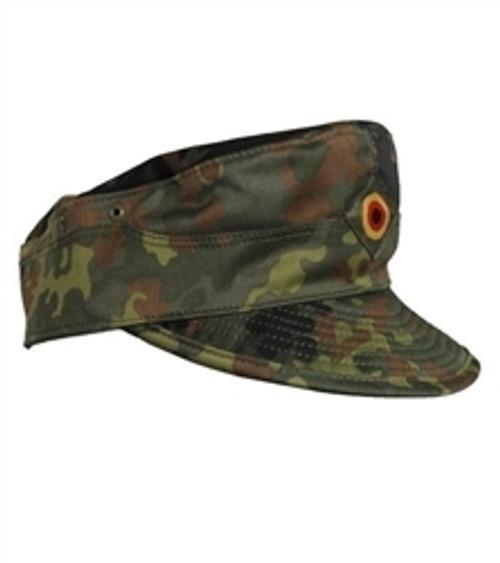 Bundeswehr Field Cap- Used from Hessen Antique