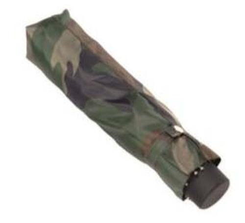 MIL-TEC Woodland Camo Pocket Umbrella from Hessen Antique