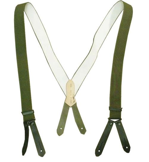 Bw Trouser Suspenders -Used