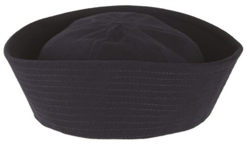 US Navy Style Dark Blue Sailor Cap
